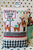 Lindy Stitches - Rooftop Cocoa Shop THUMBNAIL
