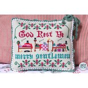 Lindy Stitches - God Rest Ye Merry Gentlemen THUMBNAIL
