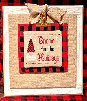 Pickle Barrel Designs - Gnome For The Holidays THUMBNAIL