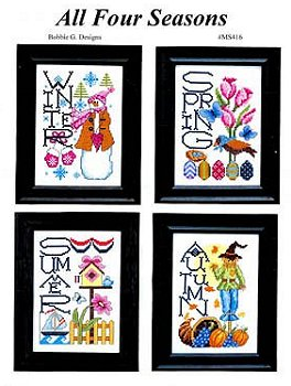 Bobbie G Designs - All Four Seasons MAIN