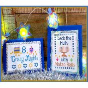 Pickle Barrel Designs - Happy Hanukkah THUMBNAIL