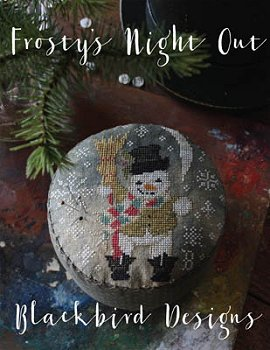 Blackbird Designs - Frosty's Night Out MAIN