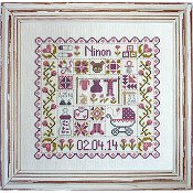 Jardin Prive - Patchwork Baby THUMBNAIL