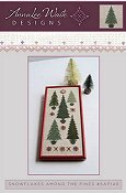 Annalee Waite Designs - Snowflakes Among The Pines THUMBNAIL