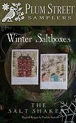 Plum Street Samplers - Winter Saltboxes THUMBNAIL