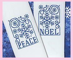 Noel & Peace Towels