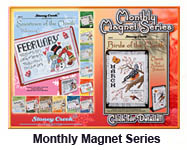 Monthly Magnet Series