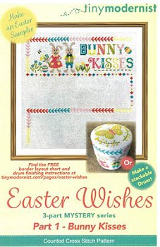 Tiny Modernist - Easter Wishes - Part 1 Bunny Kisses MAIN