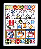 Bobbie G Designs - Sewing Sampler THUMBNAIL