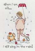 MarNic Designs - When I am Old... I Will Sing In The Rain THUMBNAIL