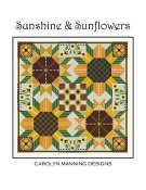 Carolyn Manning Designs - Sunshine & Sunflowers THUMBNAIL