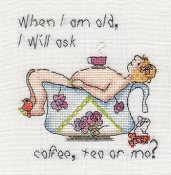 MarNic Designs - When I am Old... Coffee, Tea or Me? THUMBNAIL