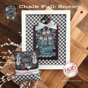 Hands On Design - Chalk Full - Snowy THUMBNAIL