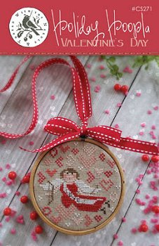 With Thy Needle & Thread - Holiday Hoopla - Valentine's Day MAIN