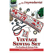 Tiny Modernist - Vintage Sewing Set THUMBNAIL