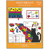 Imaginating - Crazy Quilt Cat 3252 THUMBNAIL