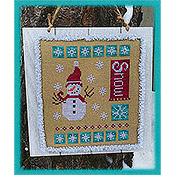 Pickle Barrel Designs - Snow Guy THUMBNAIL