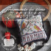Summer House Stitche Workes - Fragments In Time 2020 No. 1 Harmony THUMBNAIL