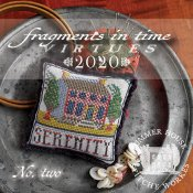 Summer House Stitche Workes - Fragments In Time 2020 No. 2 Serenity THUMBNAIL