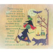 Sister Lou Stitches - Run Witchy Run! THUMBNAIL