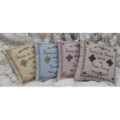 Vintage NeedleArts - Flowers of Provence Sachet Set THUMBNAIL