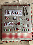 Romy's Creations - Happiness Is Pizza THUMBNAIL