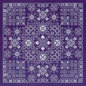 Carolyn Manning Designs - The Snowflake Sampler THUMBNAIL