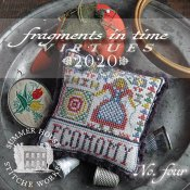 Summer House Stitche Workes - Fragments In Time 2020 No. 4 Economy THUMBNAIL