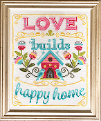 Tiny Modernist - Love Builds A Happy Home THUMBNAIL