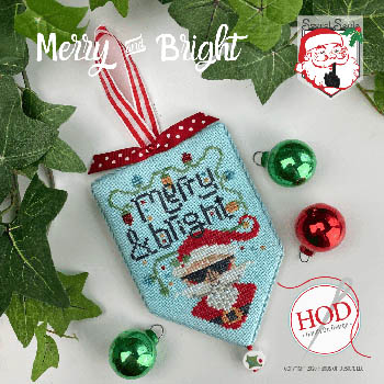 Hands On Design - Secret Santa - Merry & Bright MAIN