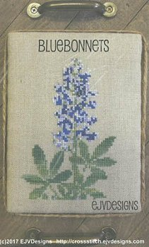 EJV Designs - Bluebonnets MAIN