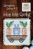Cottage Garden Samplings - Springtime Series #2 - Hop Into Spring THUMBNAIL