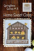 Cottage Garden Samplings - Springtime Series #3 - Home Sweet Coop THUMBNAIL