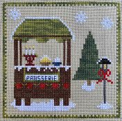 Pickle Barrel Designs - Christkindlmarkt Part 4 Patisserie Stand THUMBNAIL