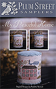 Plum Street Samplers - My Peaceful Home THUMBNAIL