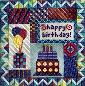 Needle Delights Originals - Holiday Delights - Birthday THUMBNAIL
