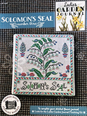 Summer House Stitche Workes - Ladies Garden Journal 3 - Solomon's Seal THUMBNAIL