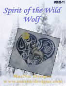 MarNic Designs - Spirit of the Wild Wolf THUMBNAIL
