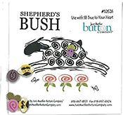 Jabco Button Pack - Shepherd's Bush - Be True To Your Heart THUMBNAIL