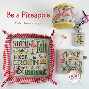 Hands On Design - Be A Pineapple MAIN
