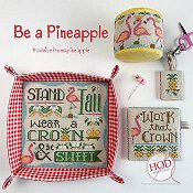 Hands On Design - Be A Pineapple THUMBNAIL
