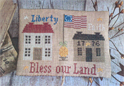 Mani Di Donna - Bless Our Land Sewing Set THUMBNAIL