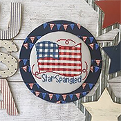 Little Stitch Girl - Star-Spangled THUMBNAIL