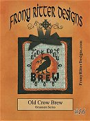 Frony Ritter Designs - Old Crow Brew THUMBNAIL