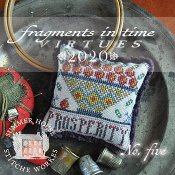 Summer House Stitche Workes - Fragments In Time 2020 No. 5 Prosperity THUMBNAIL