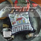 Summer House Stitche Workes - Fragments In Time 2020 No. 6 Simplicity THUMBNAIL