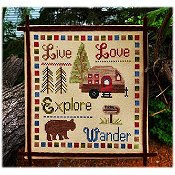 Pickle Barrel Designs - Wander & Expolre THUMBNAIL