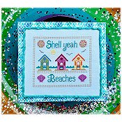 Pickle Barrel Designs - Shell Yeah Beaches THUMBNAIL