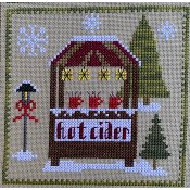 Pickle Barrel Designs - Christkindlmarkt Part 5 Hot Cider Stand THUMBNAIL