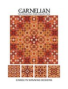Carolyn Manning Designs - The Shooting Star Collection - Carnelian THUMBNAIL